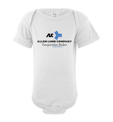 ALC - Little Rock - Front Only - Short Sleeve Onesie