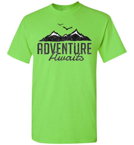 Adventure Awaits - Tee