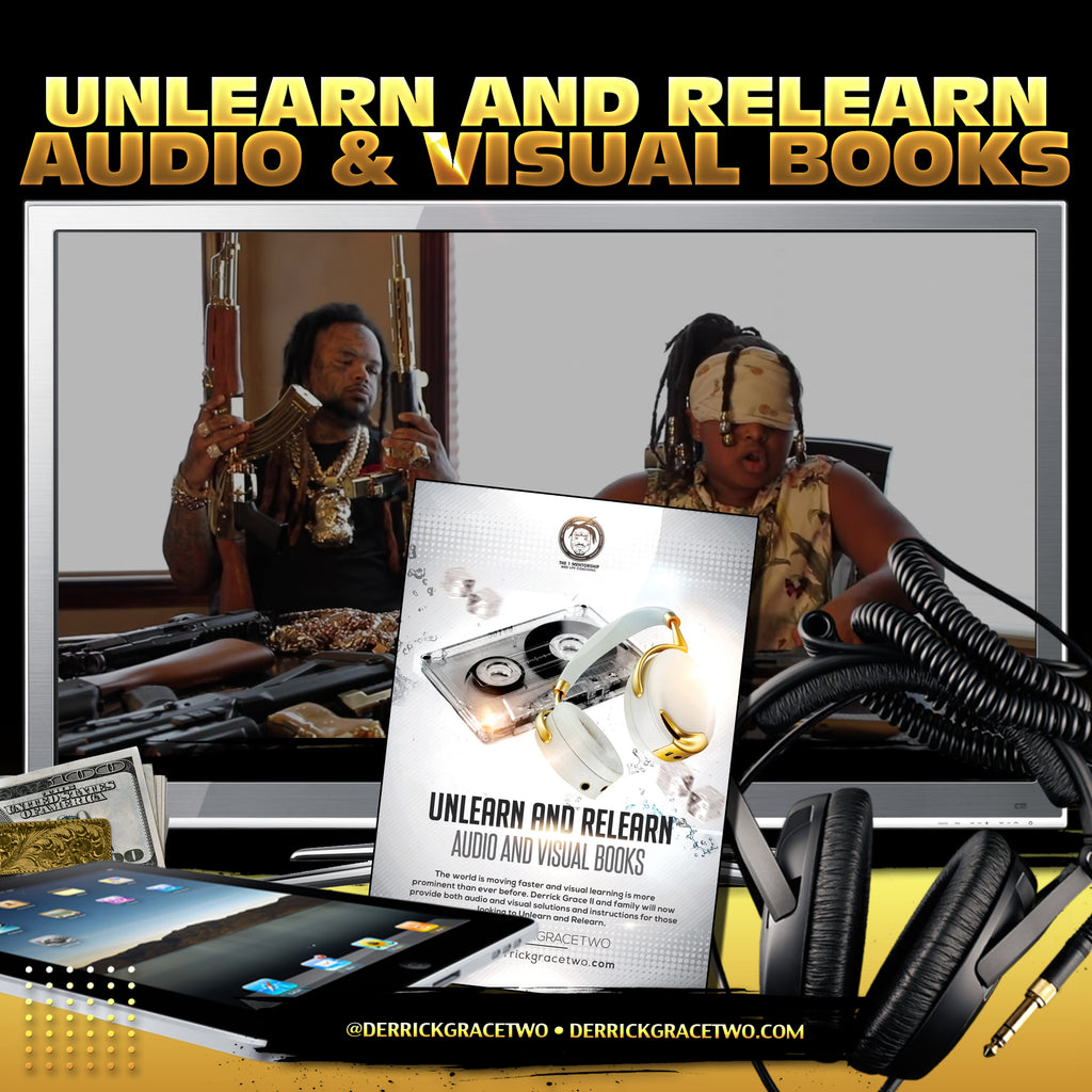 Unlearn and Relearn Audio Section