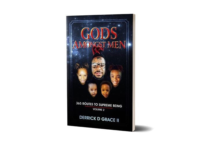 Gods Amongst Men Vol. 2