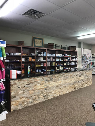 The Solid Rock Christian Book Store in Fort Smith Arkansas