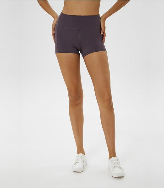 Micro Biker Short in Fox