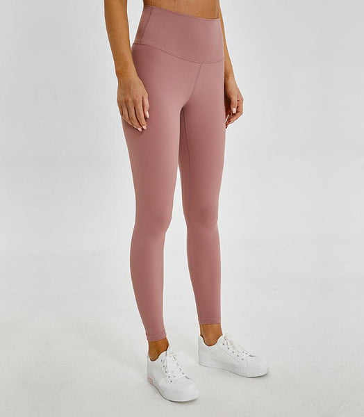 No.2 High Waisted Legging in Bisque