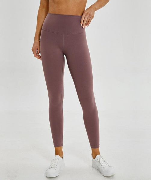No.2 High Waisted Legging in Desert