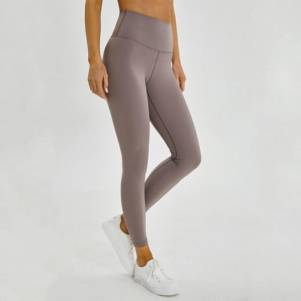 Women's Legging in color Moon front view