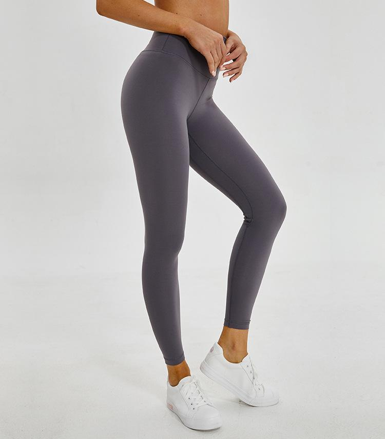 No.2 High Waisted Legging in Smoke