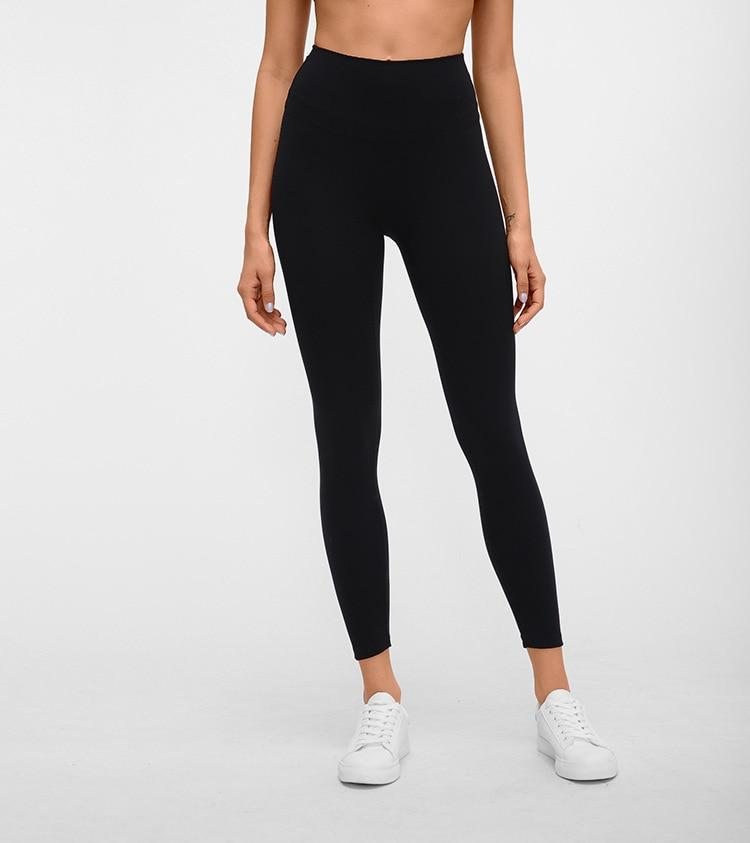No.3 High Waisted Legging in Black