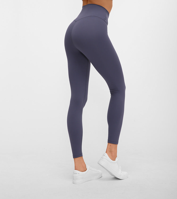 No.3 High Waisted Legging in Indigo