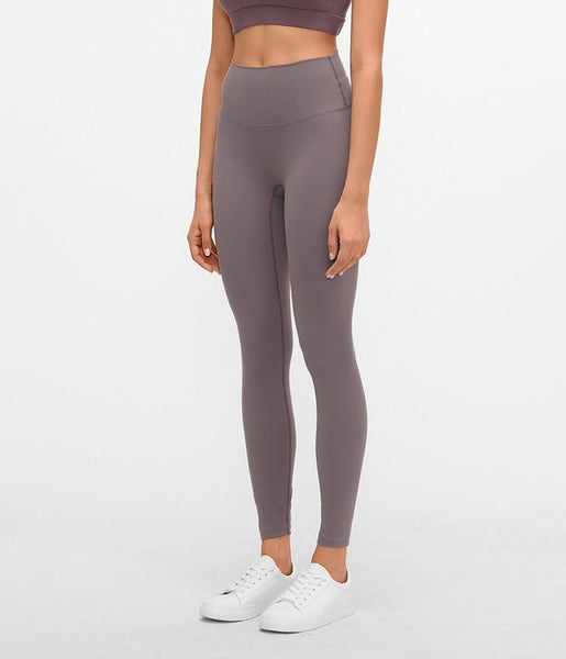 No.3 High Waisted Legging in Moon