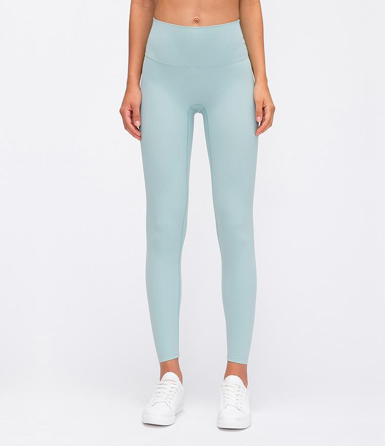 No.3 High Waisted Legging in Sky