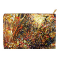 Birth of a Dragon Zipper Bag - No Bottom / 12.5x8.5 inch w/