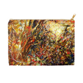 Birth of a Dragon Zipper Bag - No Bottom / 8.5x6 inch w/