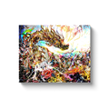 Claudious Canvas Wraps - 16x20 inch - Canvas Wrap