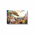 Claudious Canvas Wraps - 24x36 inch - Canvas Wrap