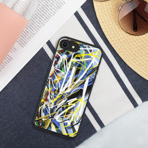 Colors Biodegradable phone case - iPhone 7/8/SE