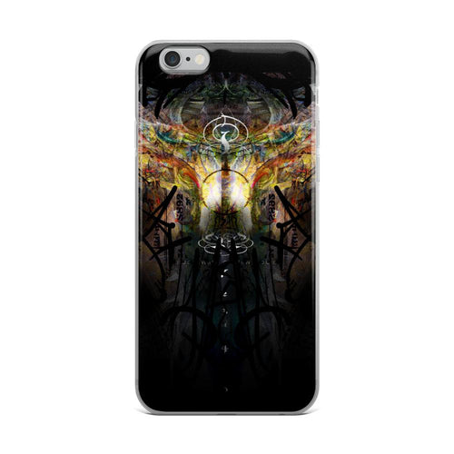 Fire Heart iPhone Case - iPhone 6 Plus/6s Plus