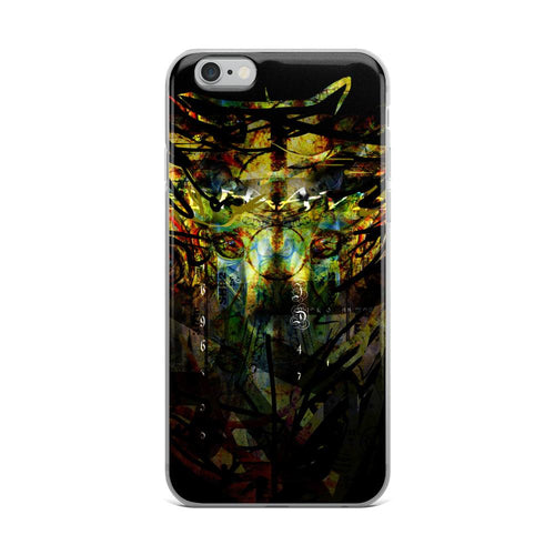 Leo Eyes iPhone Case - iPhone 6 Plus/6s Plus