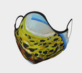 Leopard Face Mask - Face Covering