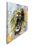Roar Canvas Wraps
