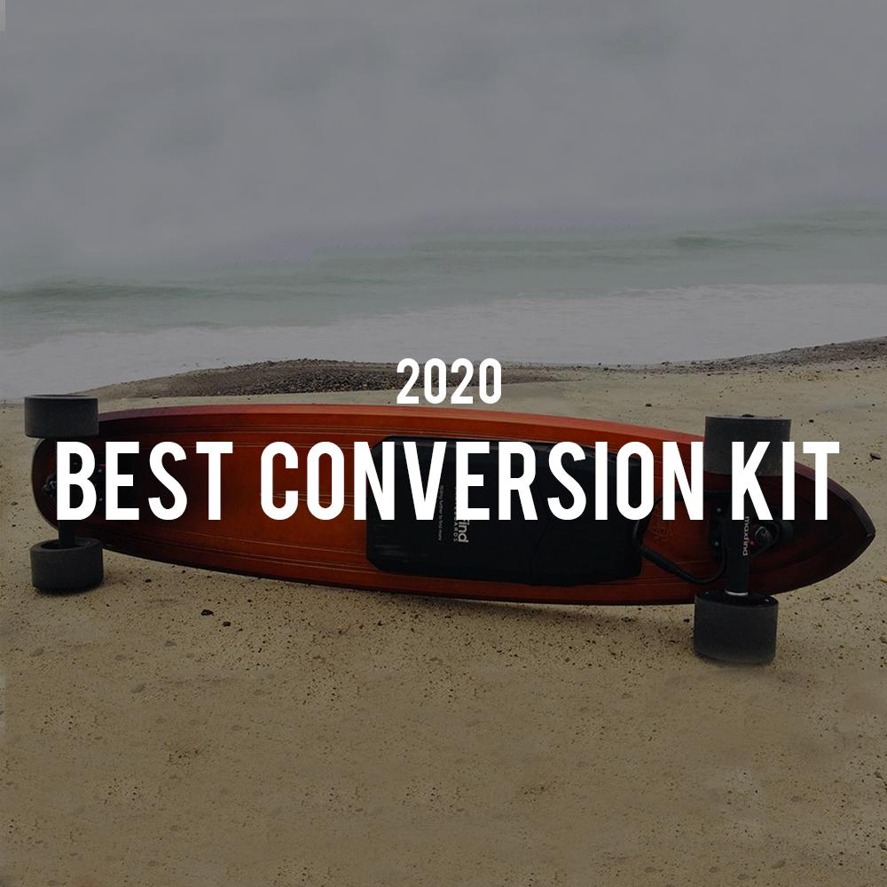 Best Electric Skateboard Conversion Kits (in 2020)