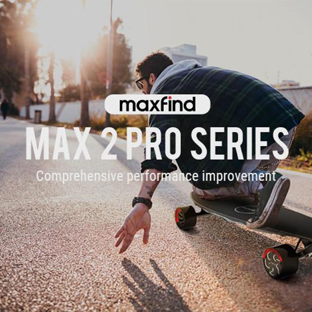 2020 Maxfind Max2 Pro Boards Gets Updated