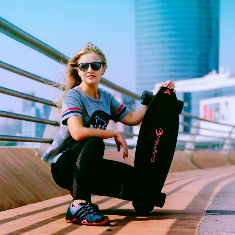 Powerful Electric Skateboard For Daily Transportation In