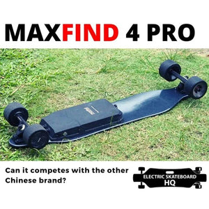 Maxfind Max 4 Pro Review – Can it compete?