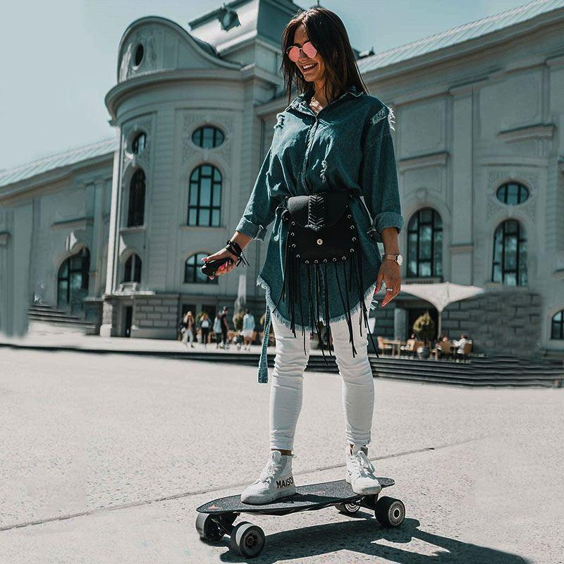 Electric Skateboard Safety - 10 Important Tips