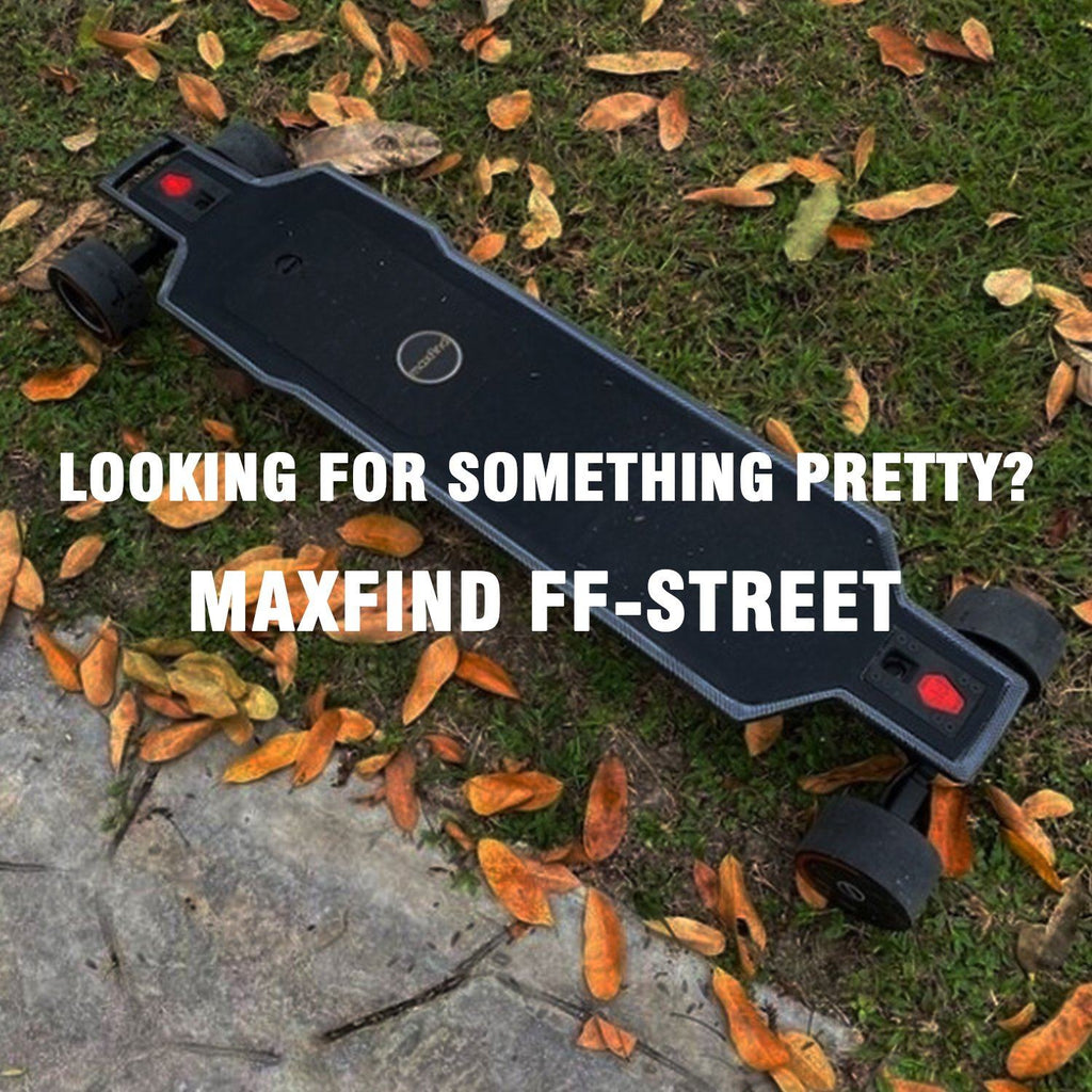 Maxfind FF Street Review – Looking for something pretty?