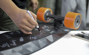 The Max2 Pro Electric Longboard Timeline