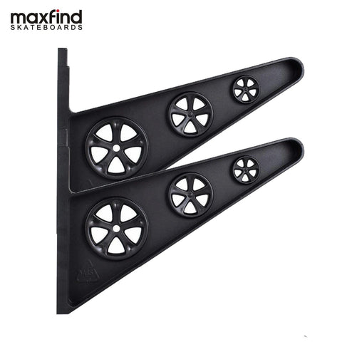 Maxfind Skateboard Wall Mount - electric skateboard