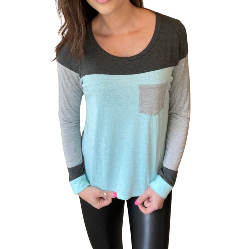 Mint Dreams Long Sleeve