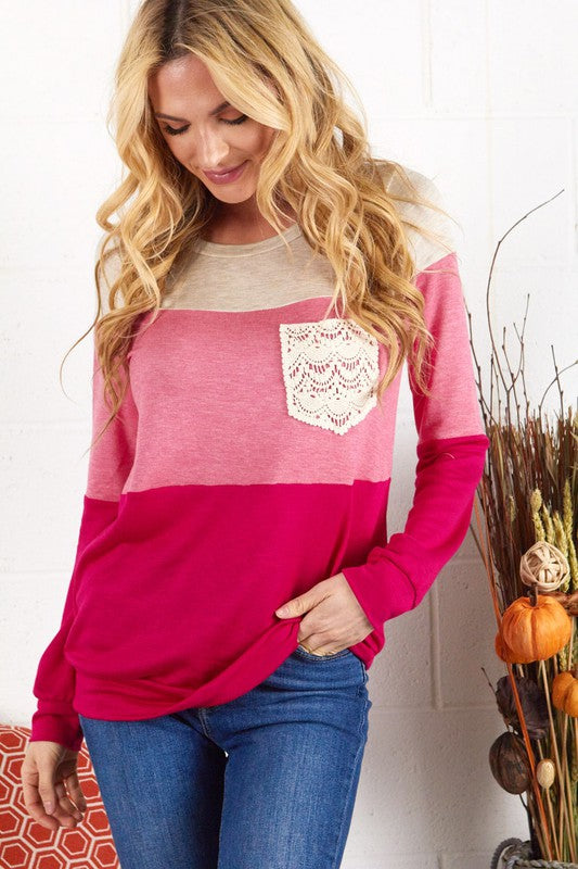 Spring is in the Air Long Sleeve