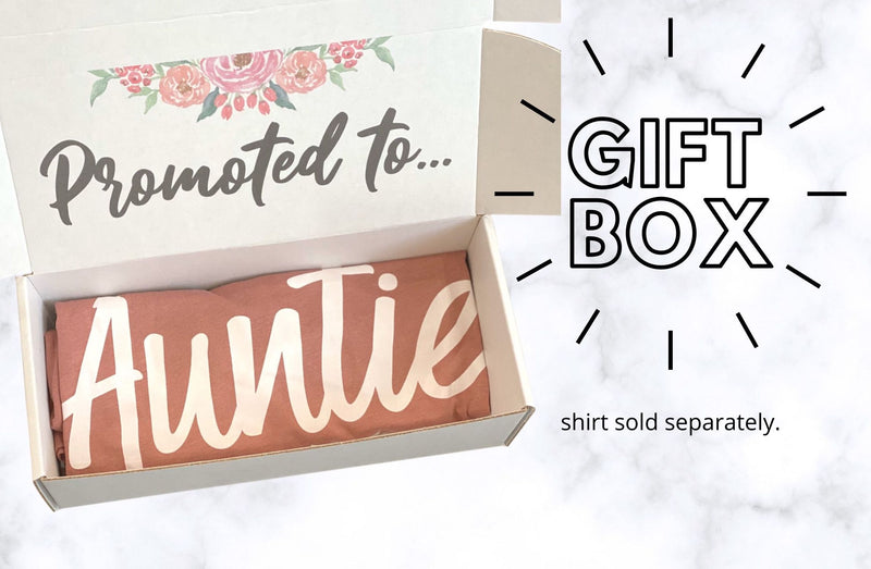 """Promoted To"" Gift Box"