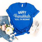 Happy Hanukkah Also, I'm Pregnant | Hanukkah Pregnancy Announcement