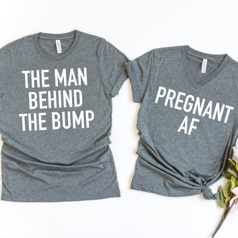 The Man Behind The Bump | Pregnant AF
