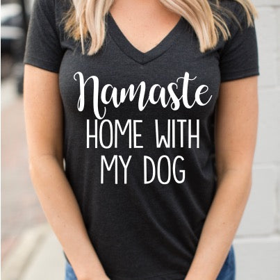 Namaste Home with my Dog | Bella Brand