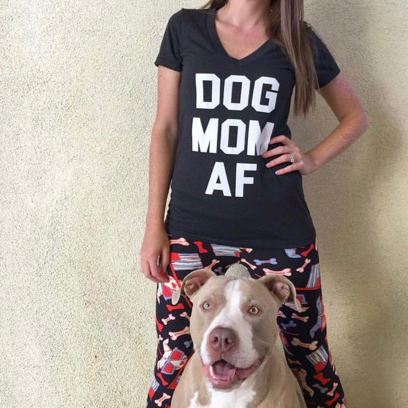 Dog Mom AF | Bella Brand