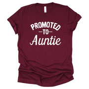 Promoted to Auntie