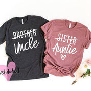 From Brother to Uncle | From Sister to Auntie