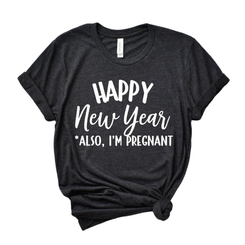 Happy New Year *Also, I'm Pregnant