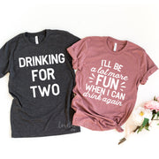 Funny Pregnancy Announcement Shirts