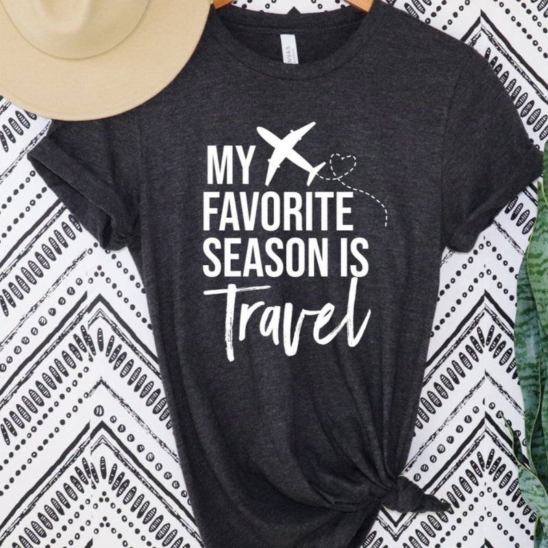 My Favorite Season is TRAVEL