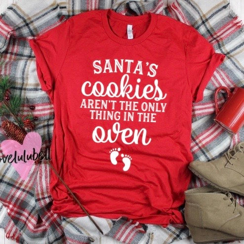 Santa's Cookies Aren't the Only Thing in the Oven