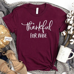 Thankful for Wine