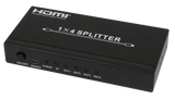 4 WAY HDMI AV SPLITTER