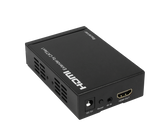 HDMI EXTENDER OVER CAT 5E/6 (TCP/IP) WITH INFRA-RED REPEATER