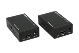 HDMI EXTENDER OVER CAT 5E/6 WITH BI-DIRECTIONAL INFRA-RED REPEATER