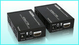 HDBASET HDMI EXTENDER OVER CAT 5E/6 WITH BI-DIRECTIONAL INFRA-RED REPEATER