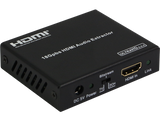 HDMI 2.0 AUDIO SPLITTER/EXTRACTOR WITH HDR AND CEC